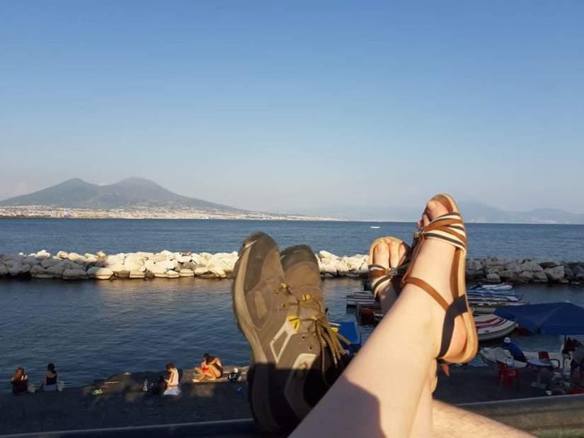 Vesuvius. Naples. Napoli.