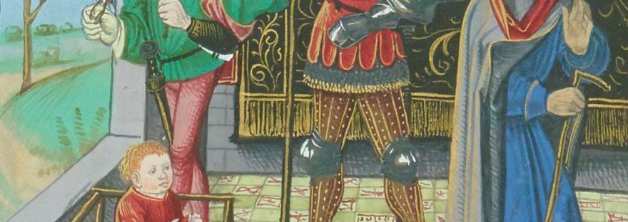 Paris, BnF, français 134. Enluminure. Illuminated manuscript. Bartholomeus Anglicus. De proprietate rerum. Jean Corbechon. Propriété des choses.