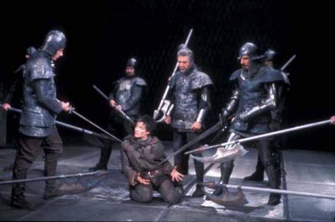 Henry VI. Part 1. Joan of Arc. Royal Shakespeare Company.