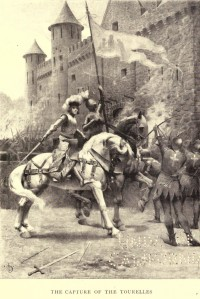 Mark Twain. Joan of Arc. Frand Du Mond (1896). The Capture of the Tourelles.
