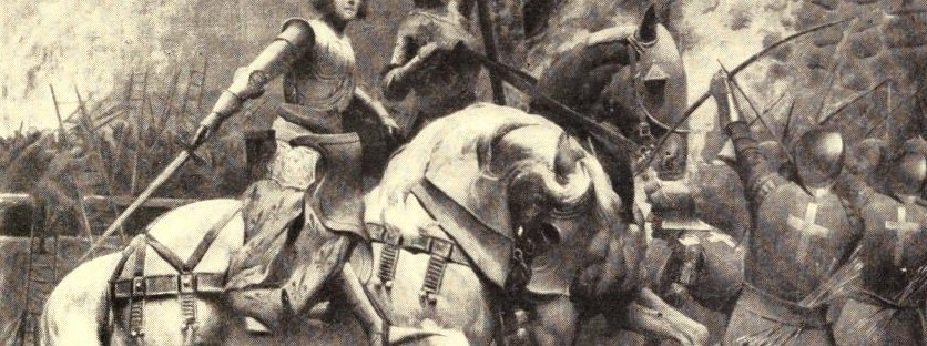 Mark Twain. Joan of Arc. Frand Du Mond (1896). The Capture of the Tourelles.
