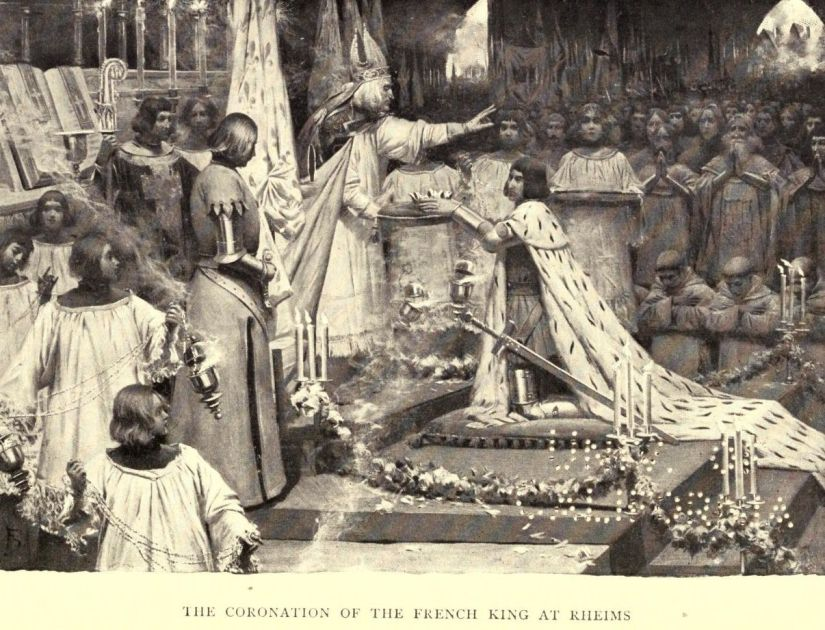 Mark Twain. Joan of Arc. Frand Du Mond (1896). The Coronation of the French King at Rheims