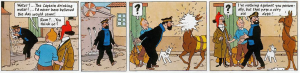 The Adventures of Tintin: Prisoners of the Sun. Captain Haddock and the Angry Llama. The Revenge!