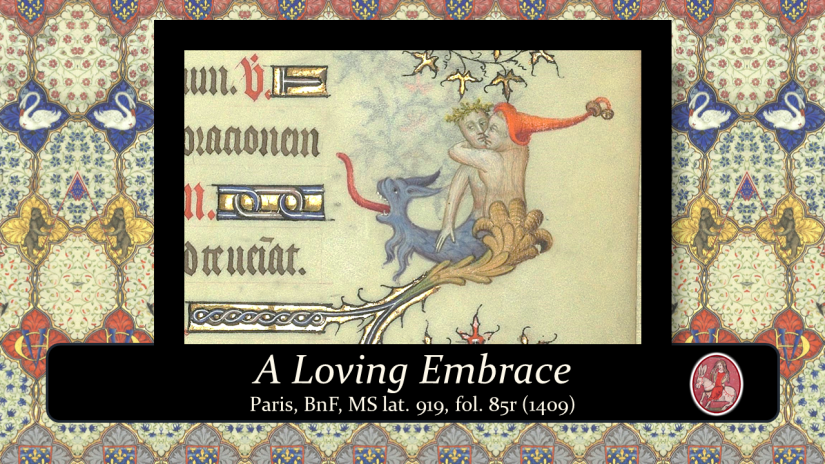 Book of Hours. Livre d'Heures. Berry. Marginalia. Illumination. Enluminure. Medieval manuscript. Manuscrit médiéval.